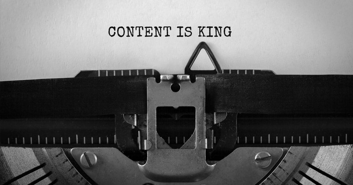 Content Marketing Featured